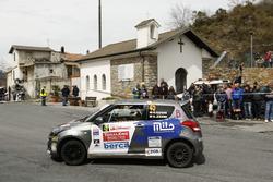 Giorgio Cogni, Gabriele Zanni, Suzuki Swift, Meteco Corse