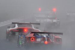 Foggy race action