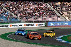 Maro Engel, Mercedes-AMG Team HWA, Mercedes-AMG C63 DTM, Loic Duval, Audi Sport Team Phoenix, Audi R