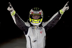 Jenson Button, Brawn GP fête son titre