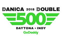 Logo: Danica Patrick Double