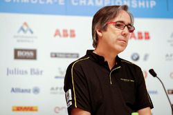 Conferencia de prensa: Mark Preston, director Techeetah Team