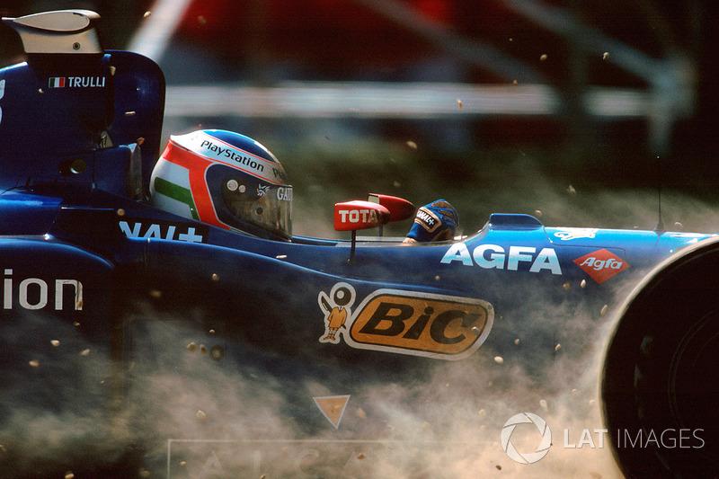 Jarno Trulli, Prost Peugeot AP01