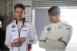 Гонщики BMW Team Schnitzer Аугусту Фарфус и Марко Виттман