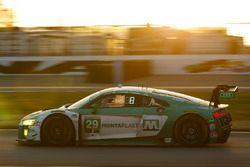 #29 Montaplast by Land-Motorsport Audi R8 LMS GT3, GTD: Christopher Mies, Sheldon van der Linde, Jeffrey Schmidt, Kelvin van der Linde