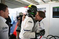 Pole de #43 BMW Team Schnitzer BMW M6 GT3: Chaz Mostert