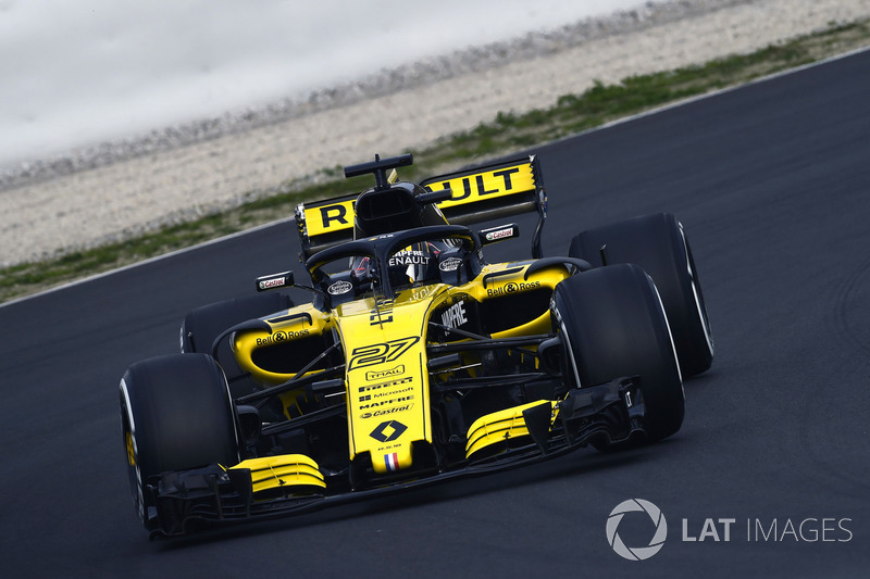 2018: Renault Sport F1 Team RS18