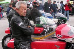 Luigi Taveri at the Salzburgring, 2006
