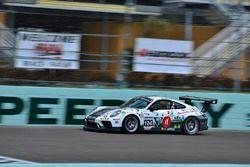 #124 MP1A Porsche GT3 Cup, Michael Mennella, TLM Racing