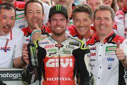 1. Cal Crutchlow, Team LCR Honda