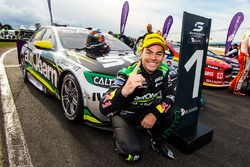Race winner Craig Lowndes, Triple Eight Race Engineering Holden