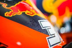 Dettaglio della moto di Bradley Smith, Red Bull KTM Factory Racing