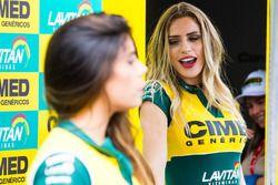 Chicas de la parrilla en Goiânia