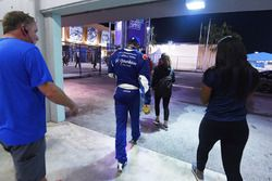 Elliott Sadler, JR Motorsports Chevrolet se ne va dopo aver perso il campionato
