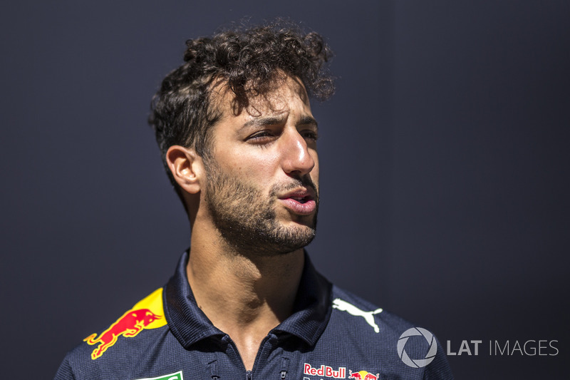"""6. Daniel Ricciardo, Red Bull Racing - """"Ik moest iets proberen, gezien mijn startpositie"""""""