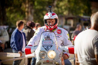Rievocazione della Targa Florio Motociclistica