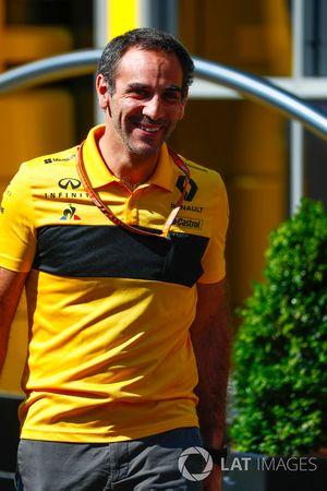 Cyril Abiteboul, Director general, Renault Sport F1 Team