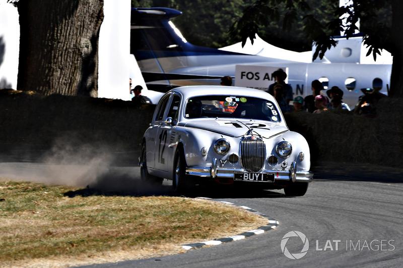 Grant Williams, Jaguar Mk1 (58,94 detik)