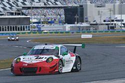 #58 Wright Motorsports Porsche 911 GT3 R, GTD: Patrick Long, Christina Nielsen, Robert Renauer, Math