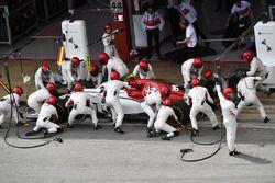 Пит-стоп: Шарль Леклер, Alfa Romeo Sauber C37