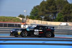 #206 Ginetta G55-GT4, Nova Race: Magnoni-Rangoni