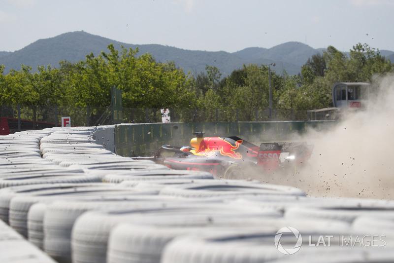 GP Spanyol - Daniel Ricciardo (FP1)