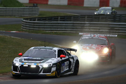 Милан Донтье, Николай Мёллер Мадсен, Хе Сяо Ле, Phoenix Racing, Audi R8 LMS GT4 (№41)