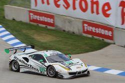 #63 Scuderia Corsa Ferrari 488 GT3, GTD: Cooper MacNeil, Jeff Segal Art Fleischmann