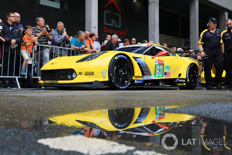 2018: #63 Corvette Racing Chevrolet Corvette C7.R