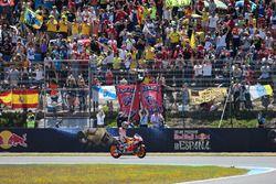 Fourth place Dani Pedrosa, Repsol Honda Team