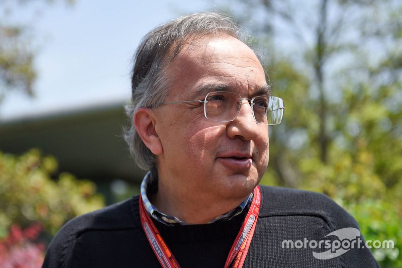 Sergio Marchionne, Ferrari Başkanı