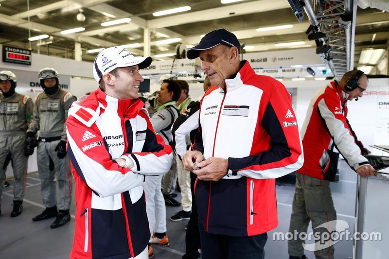 Timo Bernhard, Porsche Team, Hans-Joachim Stuck