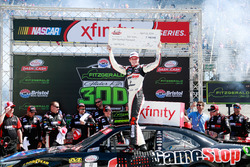 Erik Jones, Joe Gibbs Racing Toyota race winner