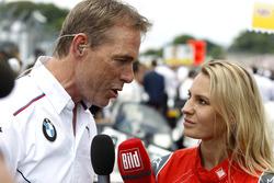 Dirk Adorf und Doreen Seidel
