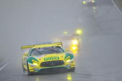 #75 Zakspeed, Mercedes AMG-GT3: Sebastian Asch, Kenneth Heyer
