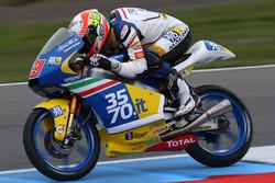 Stefano Valtulini, San Carlo Team Italia