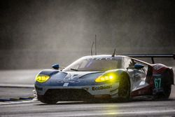 #67 Ford Chip Ganassi Racing, Ford GT: Marino Franchitti, Andy Priaulx, Harry Tincknell