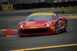 #193 Rossocorsa Ferrari 458 Challenge Evo: Al Hegyi