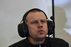 #23 Panis Barthez Competition Ligier JS P2 Nissan, Olivier Panis, Team manager