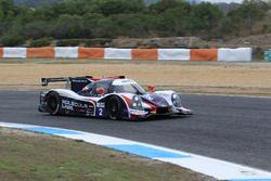 #2 United Autosports Ligier JSP3 - Nissan: Alex Brundle, Mike Guasch, Christian England