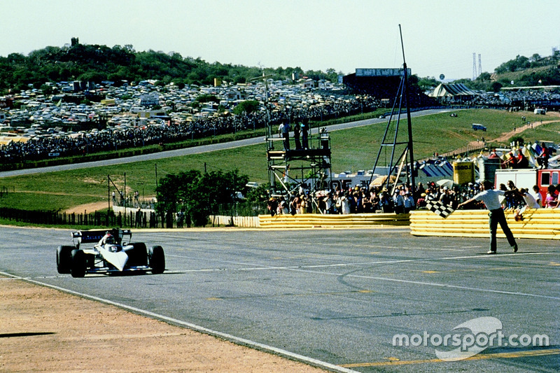 GP da África do Sul – 1983