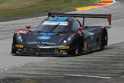 #10 Wayne Taylor Racing Corvette DP: Рики Тейлор, Джордан Тейлор