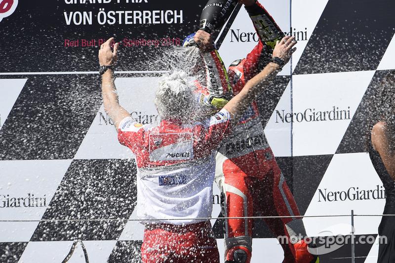 La délivrance pour Ducati