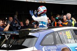 Yarış galibi Jason Plato, Subaru Team BMR