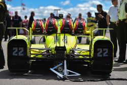 Car of Simon Pagenaud, Team Penske, Chevrolet