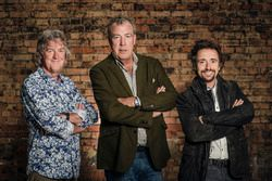 Enregistrement de The Grand Tour