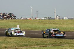 Christian Ledesma, Las Toscas Racing Chevrolet, Emiliano Spataro, Trotta Competicion Dodge