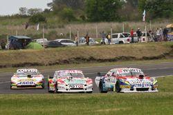 Juan Martin Trucco, JMT Motorsport Dodge, Juan Pablo Gianini, JPG Racing Ford, Juan Marcos Angelini, UR Racing Dodge