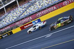 Brennan Poole, Chip Ganassi Racing Chevrolet, B.J. McLeod, Ford