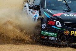 Fahrfehler: Shae Davies, Chris Van Der Drift, Erebus Motorsport, Holden